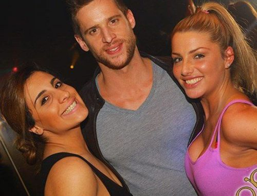 Dan Ewing – Stairs Nightclub