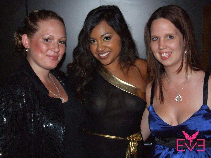 Jessica Mauboy, Eve Nightclub