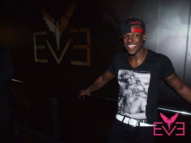 Timomatic. Eve Nightclub Crown Casino