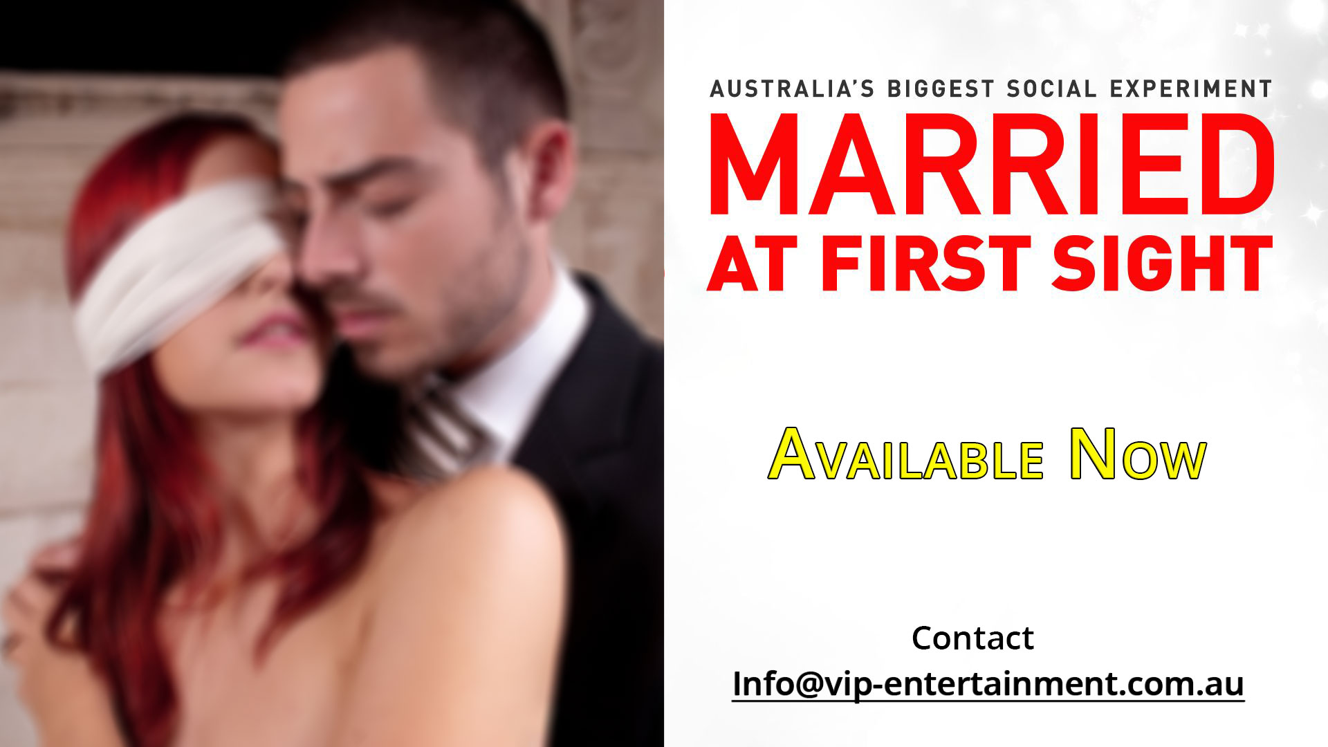 Married At First Sight cast available now